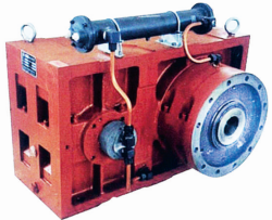 Gearbox, direct connected gearbox